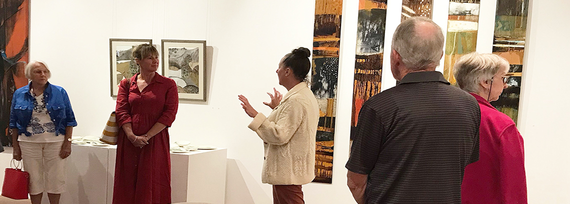 Gallery Tour with GRG Development Officer
